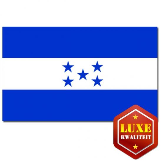 Feestartikelen Luxe vlag Honduras