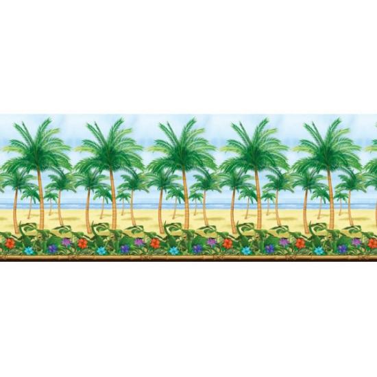 Feestartikelen Scenesetter palmbomen