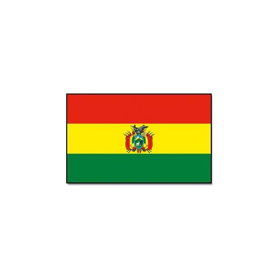 Feestartikelen Vlag Bolivia