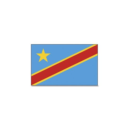 Feestartikelen Vlag Congo