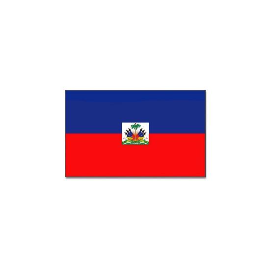 Feestartikelen Vlag Haiti