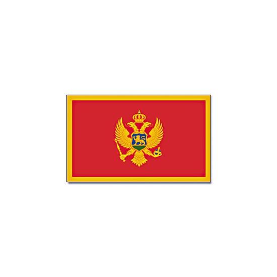 Feestartikelen Vlag Montenegro