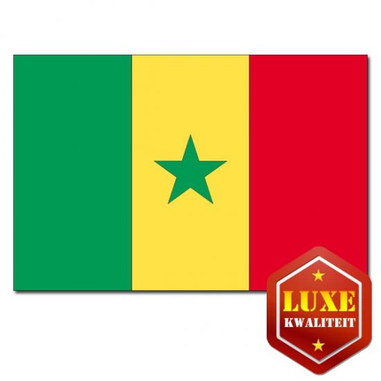 Feestartikelen Vlag Senegal