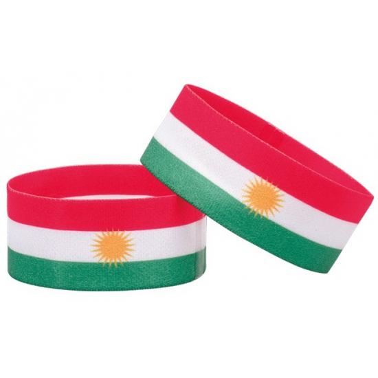 Koerdistan armbandjes