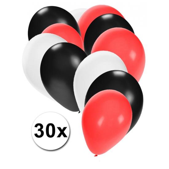 Feestartikelen Ballonnen ZWR