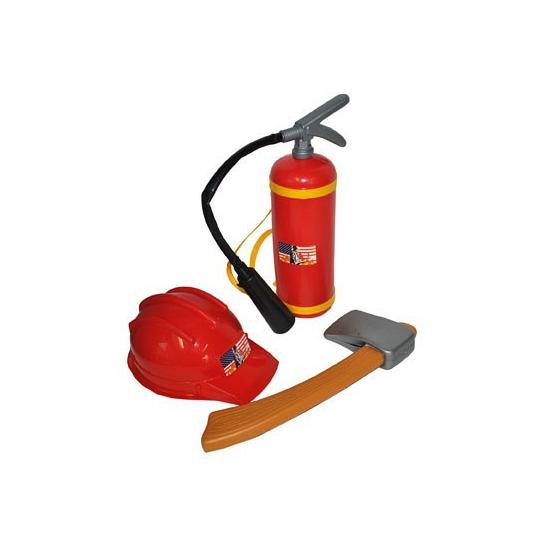 Feestartikelen Brandweer set voor kinderen