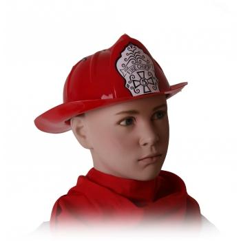 Feestartikelen Brandweerhelm voor kinderen