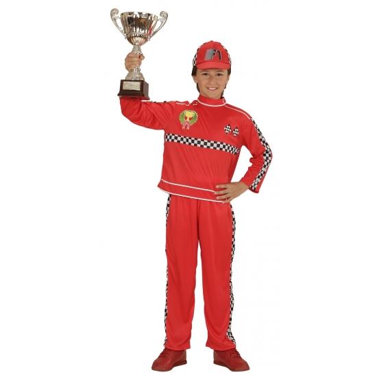 Grand prix coureurs kostuum kinderen