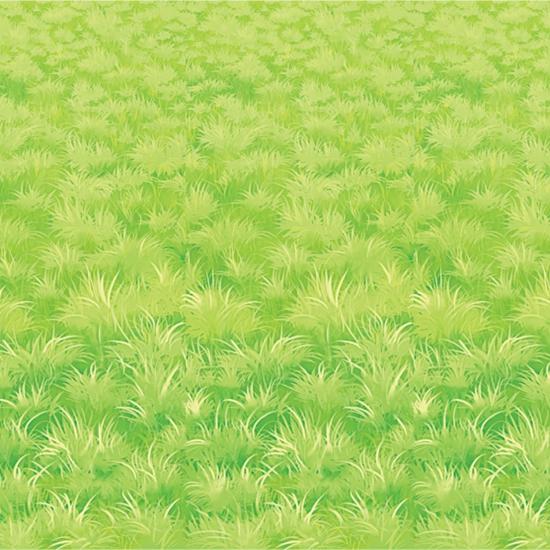 Gras decoratie scenesetter 9 meter