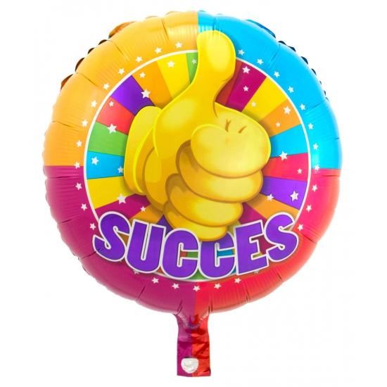 Helium folie ballonnen Succes