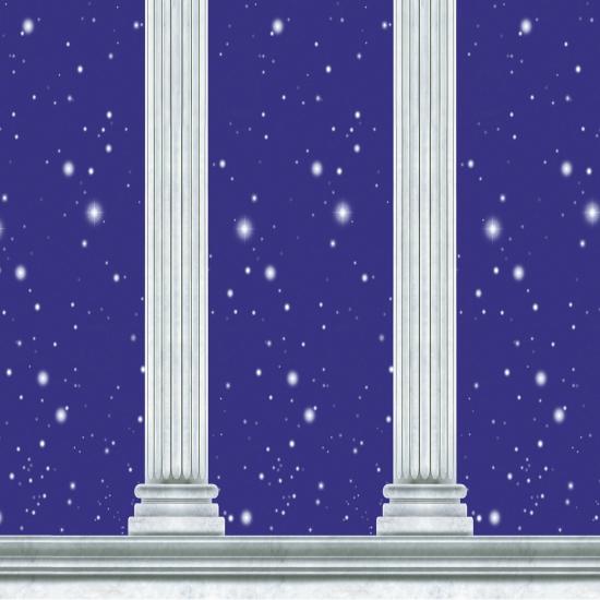 Romeins thema muurbedekking